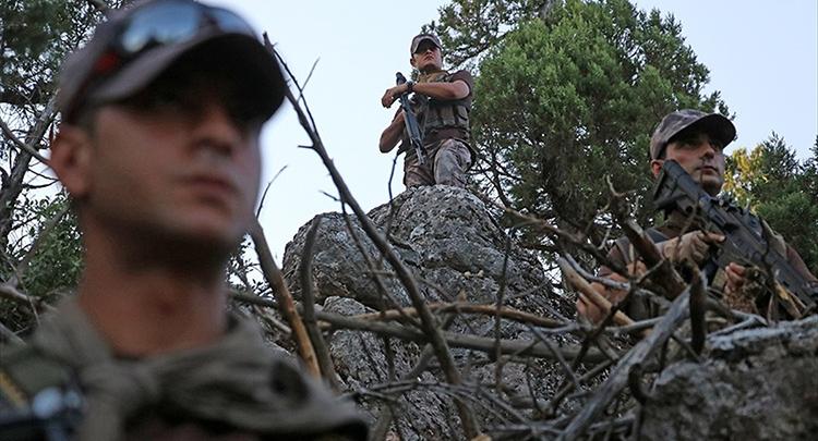 Jandarma operasyonlarında 2 bin 345 şüpheli yakalandı