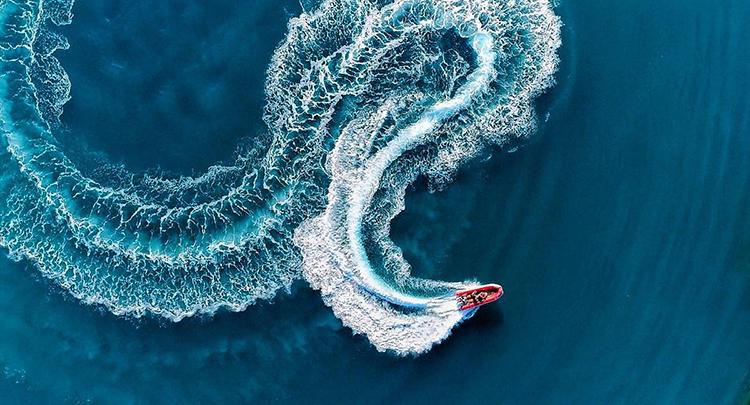 Mavi suların 'kurtarıcı elleri'