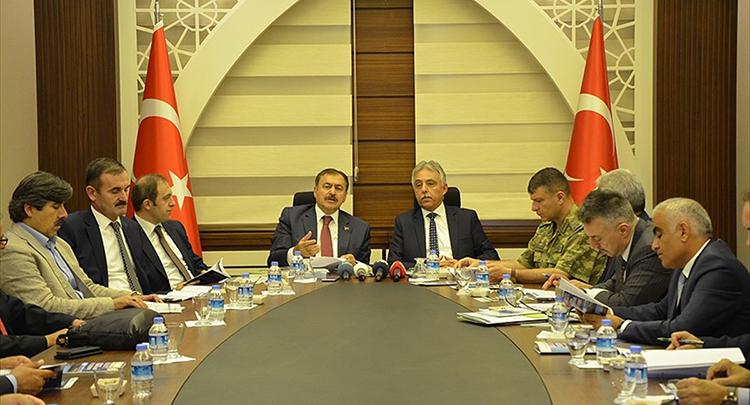 Orman ve Su İşleri Bakanı Eroğlu: Bu güzel diyarı çiçek gibi yapacağız