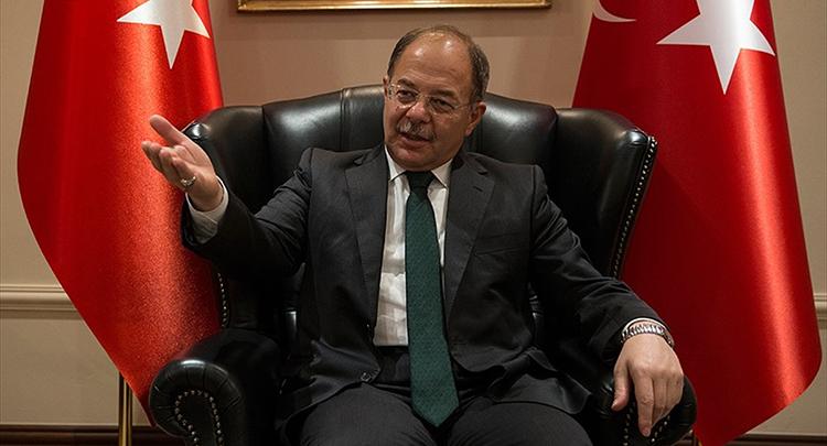 Başbakan Yardımcısı Akdağ: Türkiye, PKK'yı bugün sırtüstü yere yatırmış durumda
