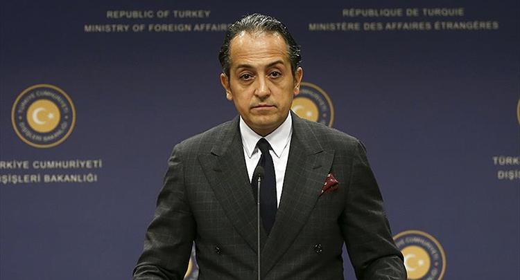 Türkiye'den Çiygöz'ün mahkumiyet kararına tepki