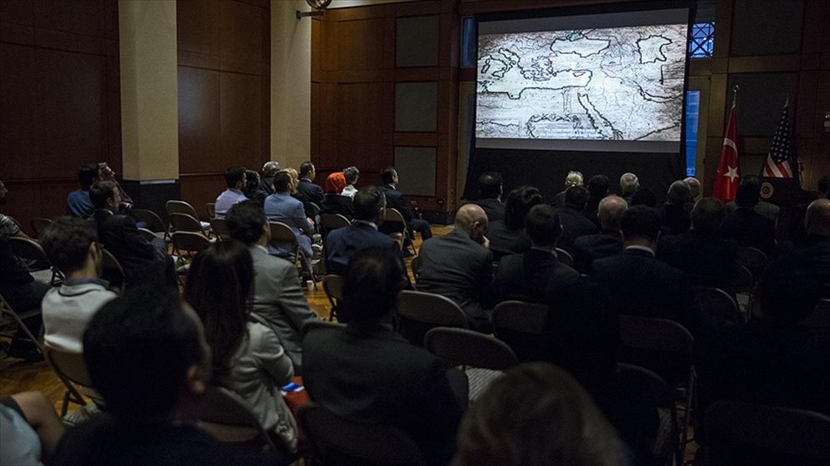 'Matraki: Bir Osmanlı Yıldızı' belgeseli Washington'da gösterildi