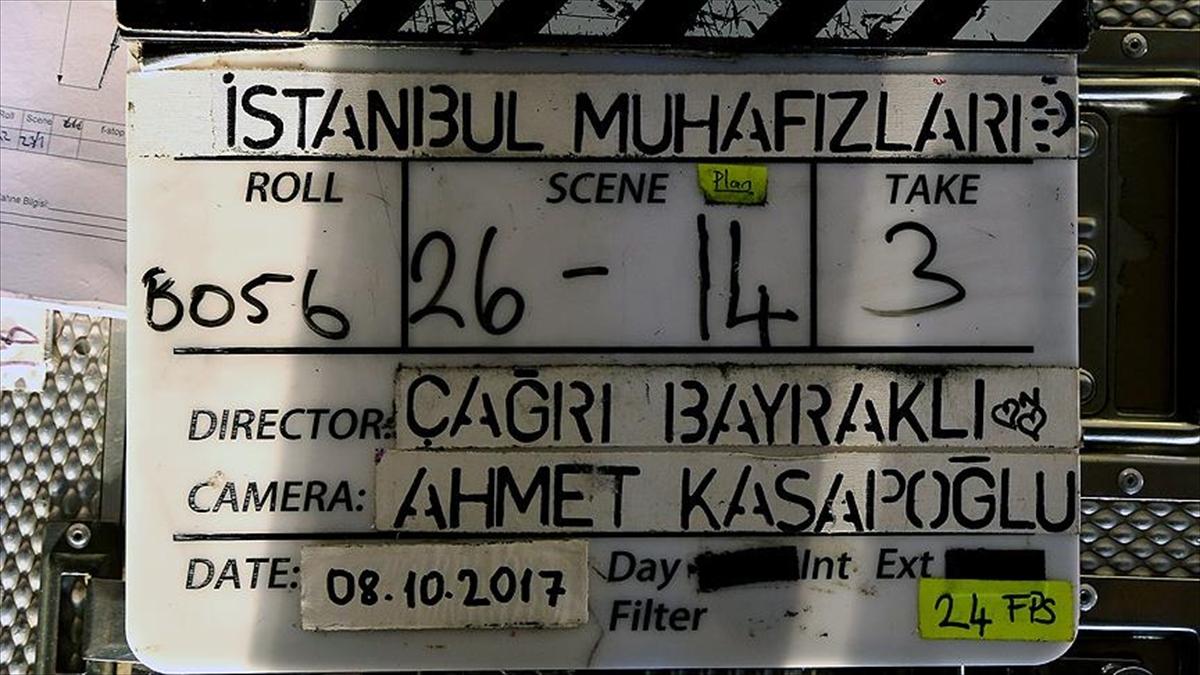 'İstanbul Muhafızları' sinema filmi oluyor