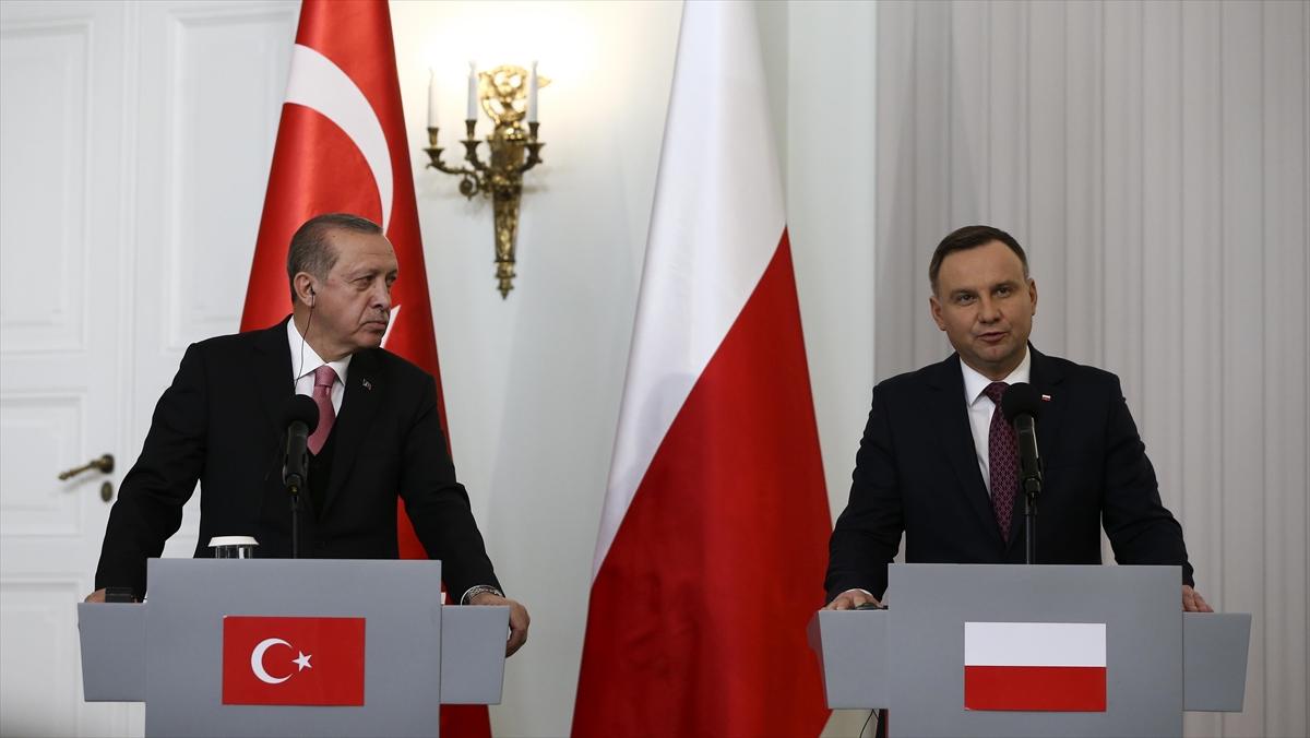 Polonya Cumhurbaşkanı Duda: Türkiye AB'ye tam üye olacaktır.