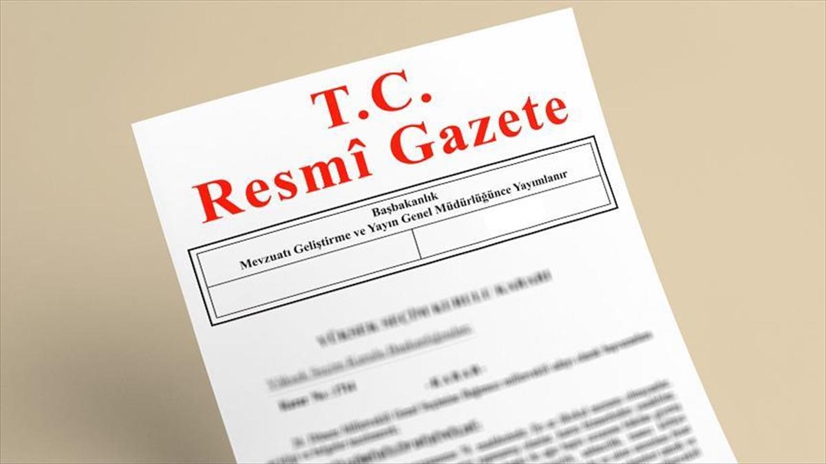 RTÜK'ün üç yeni üyesine ilişkin karar Resmi Gazete'de yayımlandı