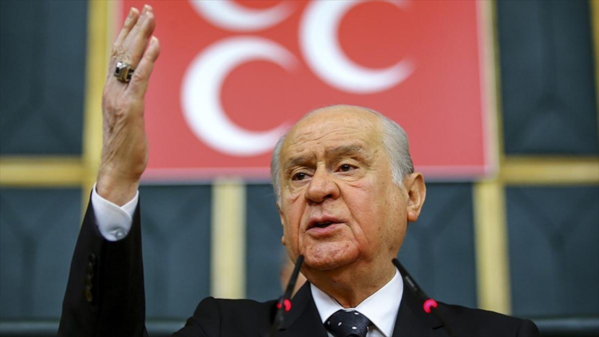 MHP Genel Başkanı Bahçeli: Barzani ısrarının bedelini taksit taksit ödemeye başlamıştır