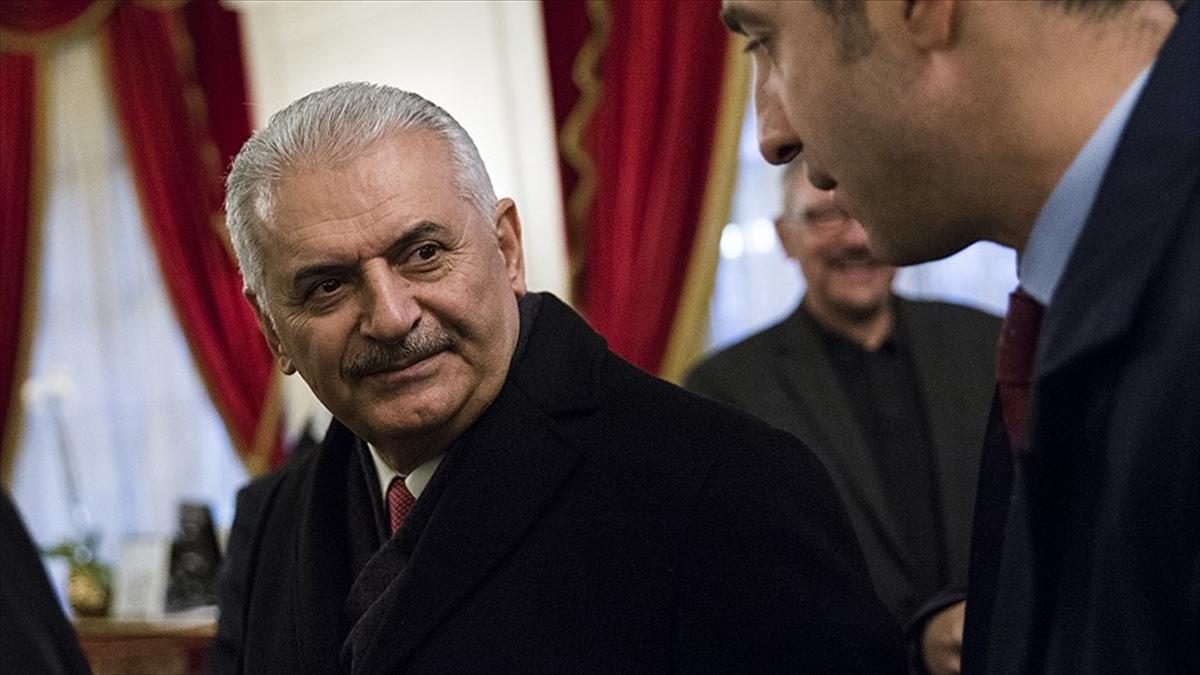 Başbakan Yıldırım ABD'li senatör Corker ile görüştü