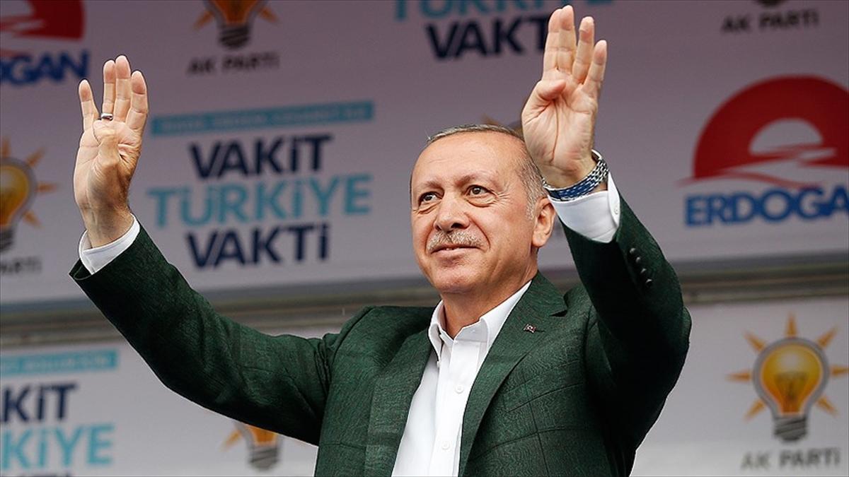 Cumhurbaşkanı Erdoğan'dan 'Dönmem Geri' paylaşımı