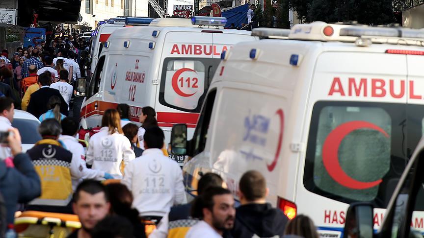 Gaziantep'te özel hastanede yangın: 2 hasta hayatını kaybetti