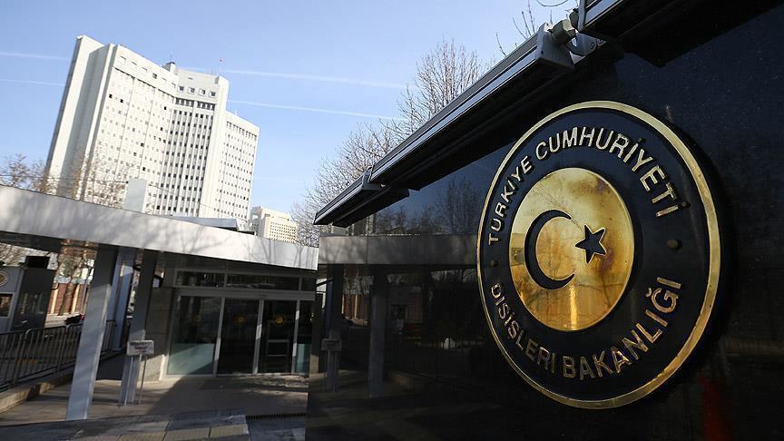 Türkiye Nijerya'daki bombalı saldırıyı kınadı