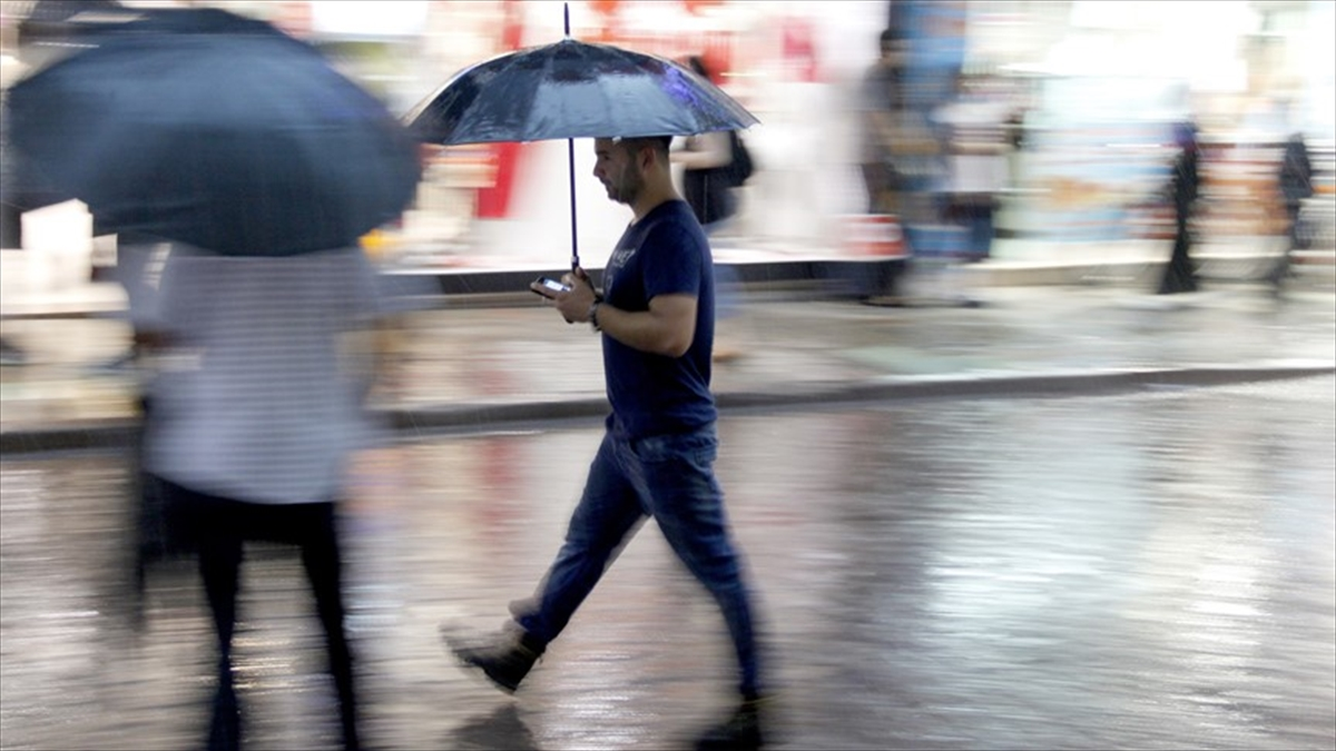 İstanbul için şiddetli yağış uyarısı