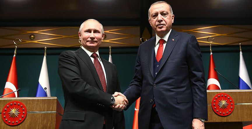 Erdoğan ile Putin bu yıl ikinci kez 'yüz yüze' görüşecek
