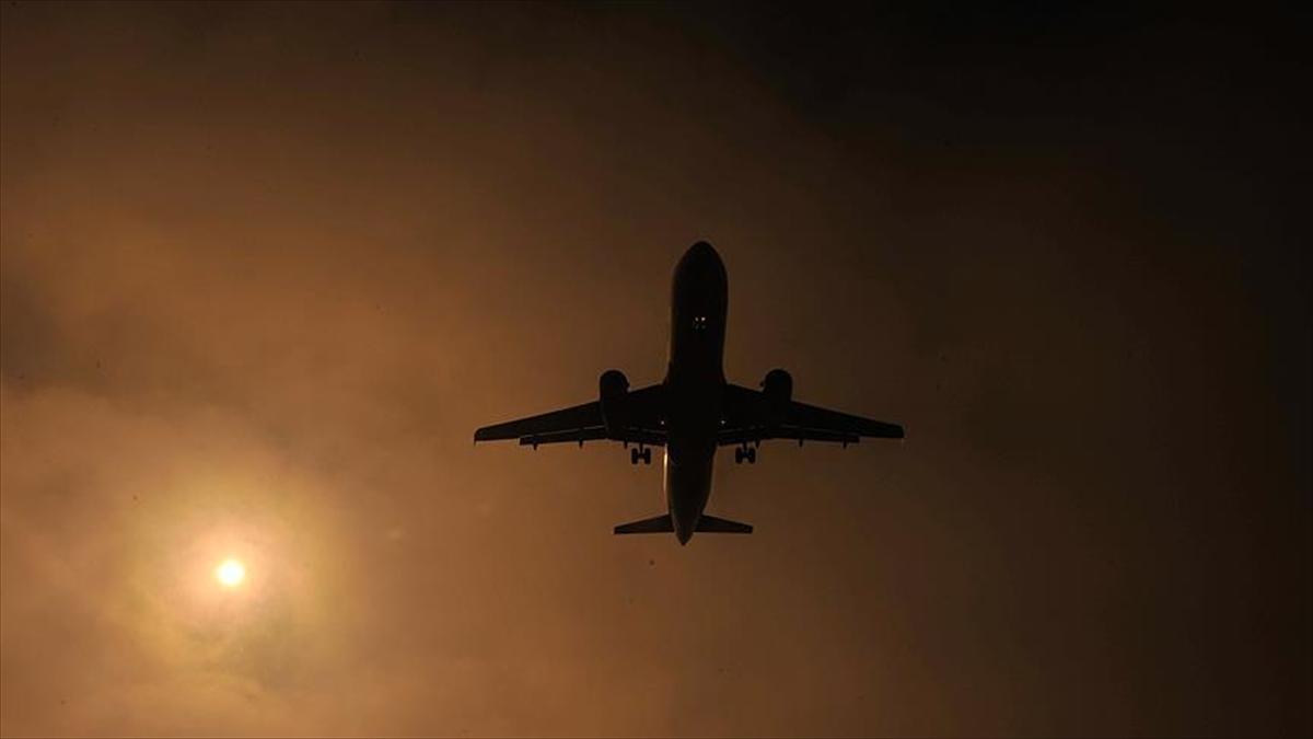 KKTC'de grev nedeniyle uçuşlar durduruldu