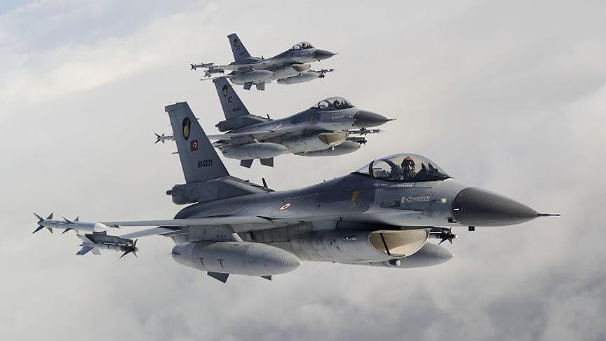 Şırnak ve Irak'ın kuzeyinde 5 terörist etkisiz hale getirildi