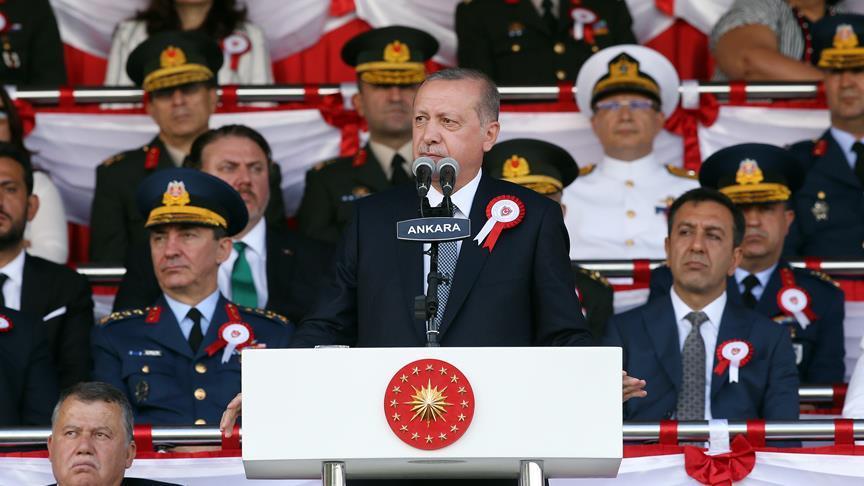 Ordumuzun yerli ve milli vasfını güçlendireceğiz