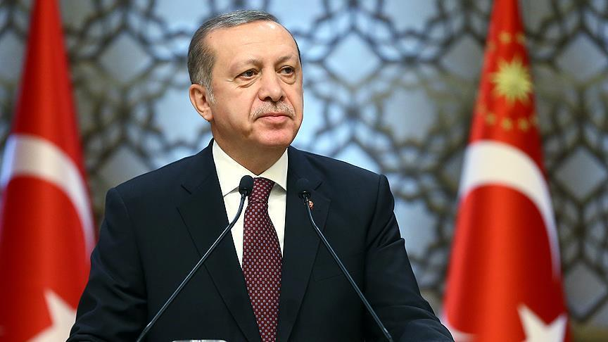 Erdoğan'dan Preveze Deniz Zaferi ve Deniz Kuvvetleri Günü mesajı