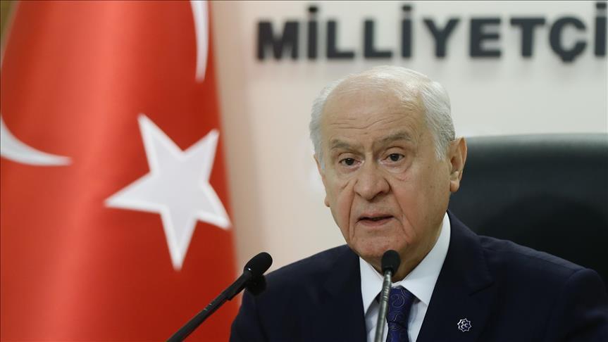 MHP Genel Bahçeli: Ekonominin normale dönmesi milli dayanışma ile sağlanacaktır