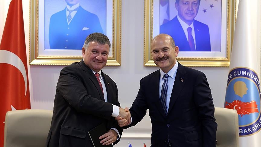 İçişleri Bakanı Soylu: Kırım dahil Ukrayna'nın toprak bütünlüğü destekliyoruz
