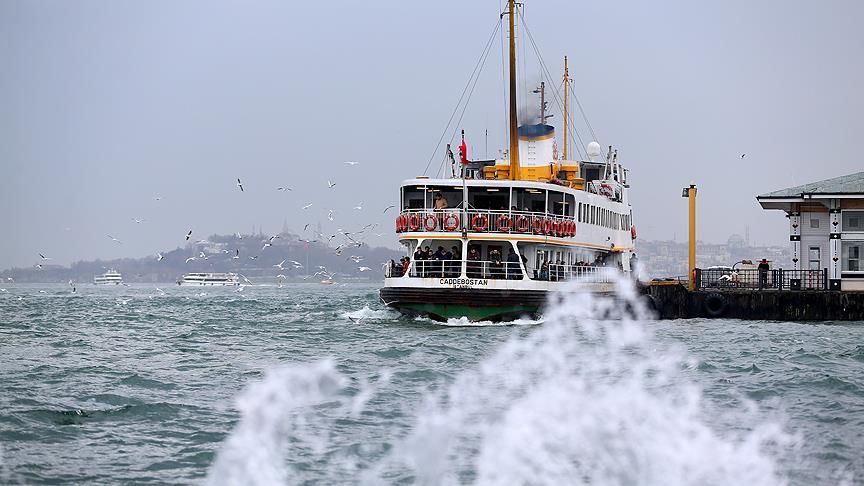 Marmara'da kuvvetli rüzgar bekleniyor