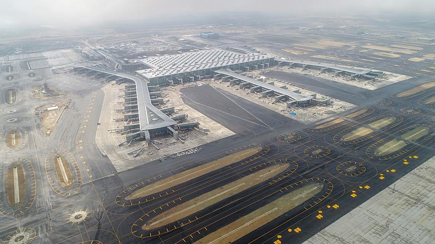 İstanbul Yeni Havalimanı yarın açılıyor