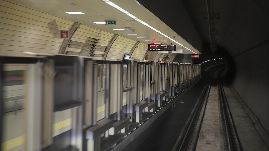 Beşiktaş-Genk maçı nedeniyle metro seferleri uzatıldı