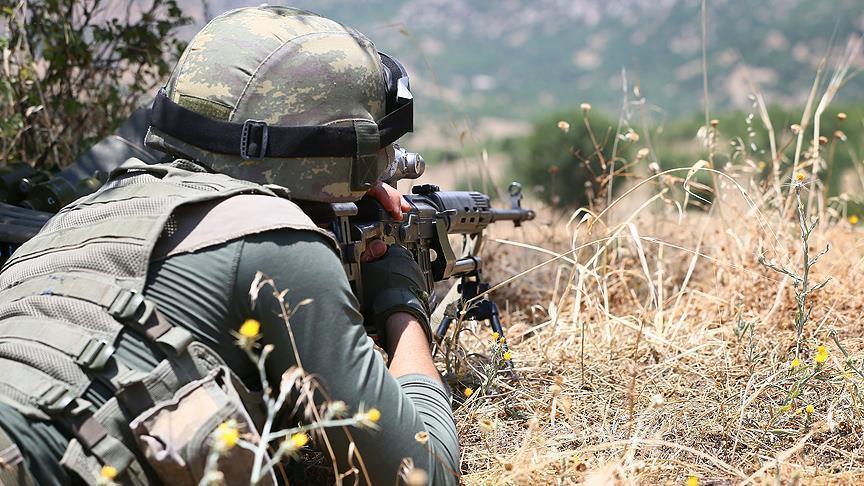 Şanlıurfa'da 1 terörist etkisiz hale getirildi