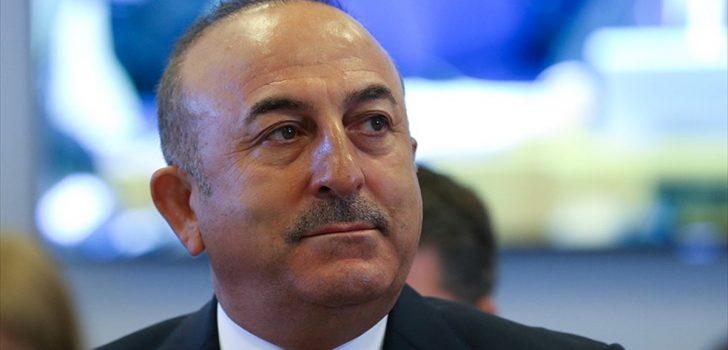 Dışişleri Bakanı Çavuşoğlu'ndan ABD'ye 84 kişilik 'FETÖ iade listesi'