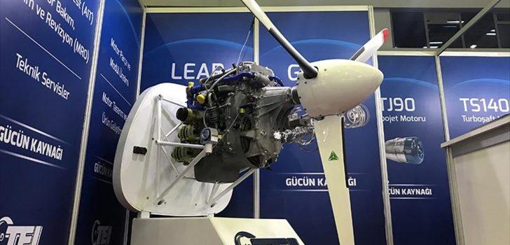 Milli İHA yerli motorla uçmaya hazırlanıyor