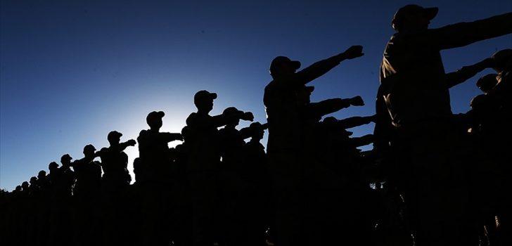 Kara Kuvvetleri Komutanlığı personeline FETÖ operasyonu