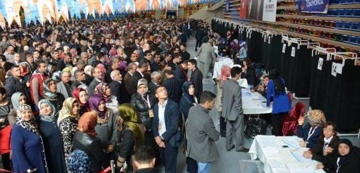 AK Parti'de temayül yoklamasında kimler oy kullanacak?