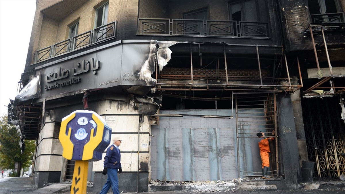 Uluslararası Af Örgütü: İran'daki olaylarda ölü sayısı en az 143