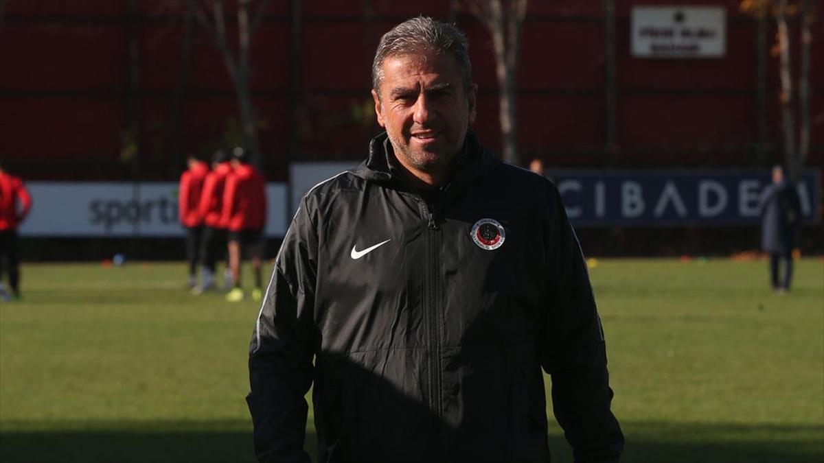 Gençlerbirliği Teknik Direktörü Hamzaoğlu: Daha da iyi olmak zorundayız