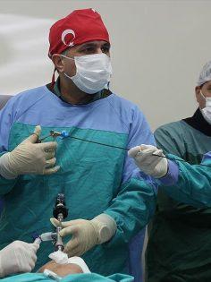 Türkiye'nin en büyük Girişimsel Pulmonoloji Ünitesi ile hastalara 'nefes' oluyorlar