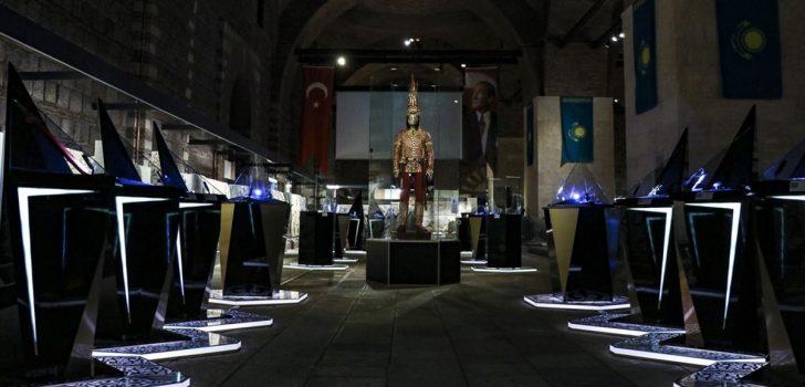 Anadolu Medeniyetleri Müzesi geçen yıl 371 bin ziyaretçiye ev sahipliği yaptı
