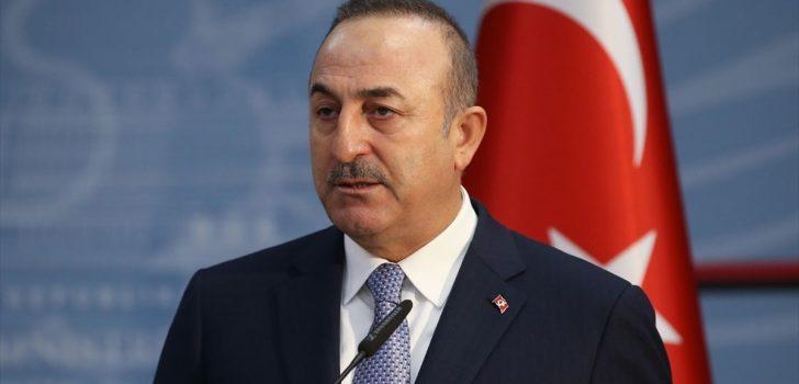 Çavuşoğlu'ndan Yunanistan Cumhurbaşkanı'nın 'Müslüman Yunan Azınlık' açıklamalarına tepki