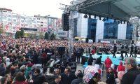 Bahçelievler Hamsi Festivali Coşkuyla Kutlandı