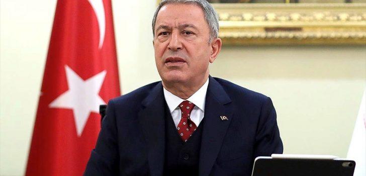 Milli Savunma Bakanı Akar: Kulp'taki terör saldırısının hesabını mutlaka verecekler
