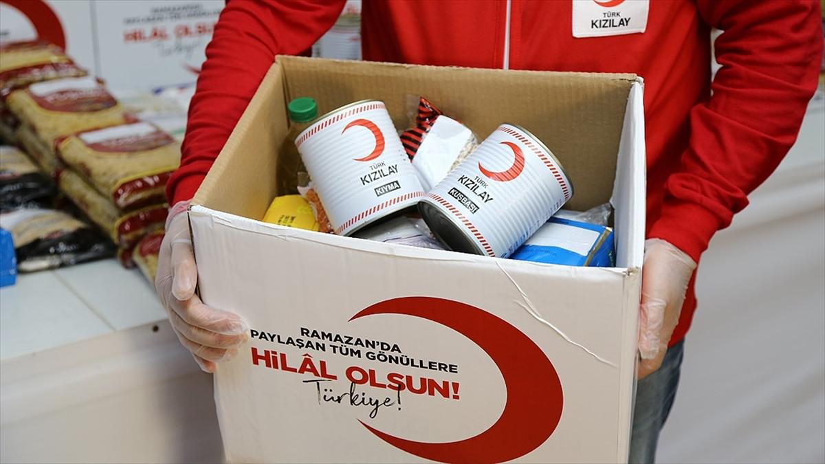 Türkiye'nin yardım eliyle ramazanın bereketi dünyayı saracak
