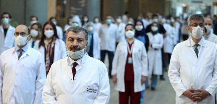 Sağlık Bakanı Koca: Başakşehir Şehir Hastanemizin bütün yatakları gerektiğinde yoğun bakım olarak kullanılabilir
