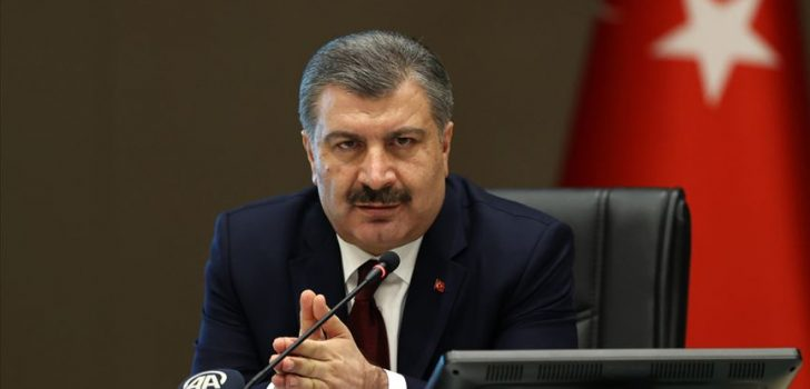 Sağlık Bakanı Koca: İstanbul'u her iki yakasıyla afetlere hazır hale getireceğiz
