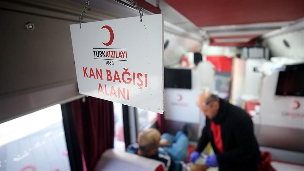 Türk Kızılay'dan 'acil kan ihtiyacı' çağrısı