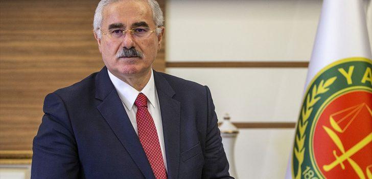 Yargıtay Başkanı Akarca: Yargıtayda müzakereler başladı duruşmalar 16 Haziran'dan itibaren görülecek