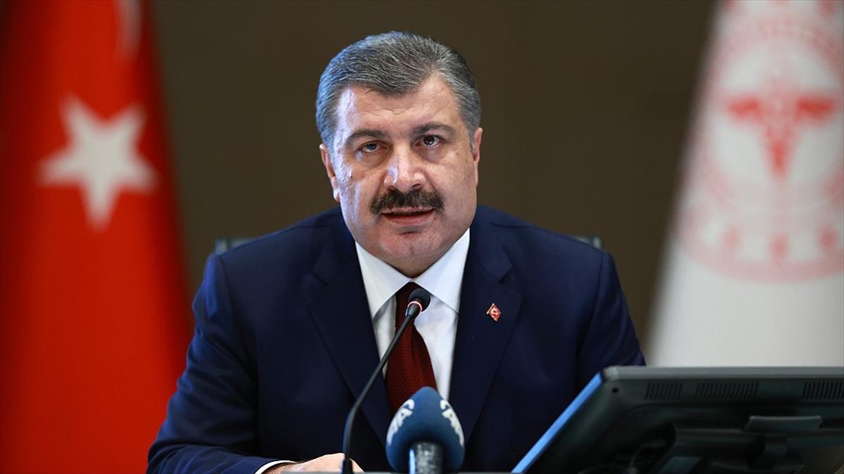 Sağlık Bakanı Koca: Kovid-19 tedavisi tamamlananların sayısı 130 bin 852 oldu