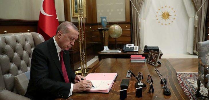 Cumhurbaşkanı Erdoğan'dan 'suç mağdurları' için kararname