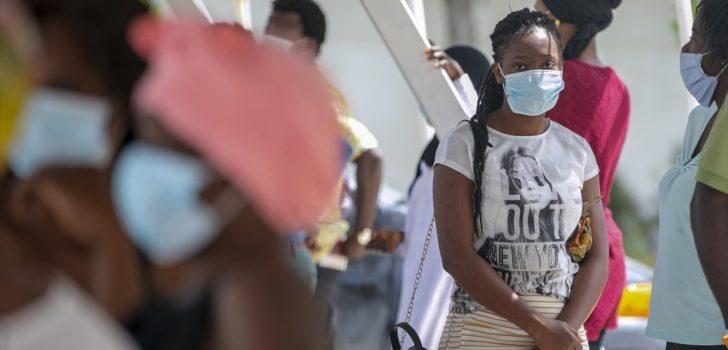 Afrika'da Kovid-19 vaka sayısı 213 bini aştı