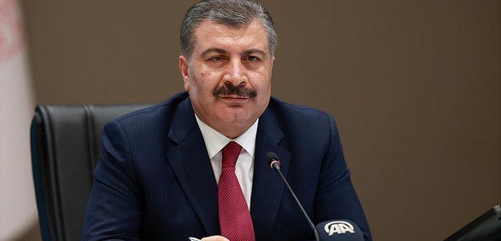 Sağlık Bakanı Koca: Şimdiye kadarki Kovid-19 vakalarının yüzde 85'i iyileşti