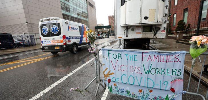 ABD'de Kovid-19 salgınında ölenlerin sayısı 117 bin 865'e yükseldi