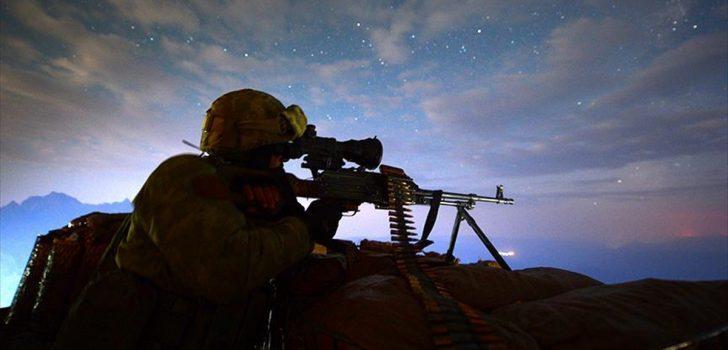 TSK'dan Irak'ın kuzeyine 'Pençe-Kaplan Operasyonu
