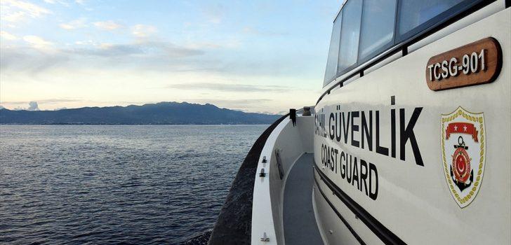 Sahil Güvenlik denizlerde suça geçit vermiyor