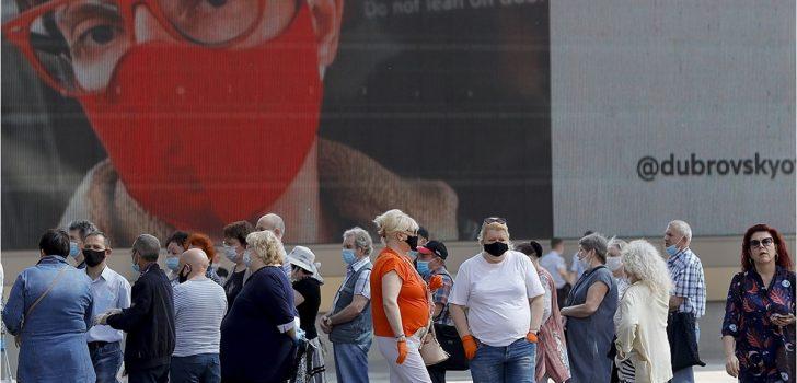 Dünya genelinde Kovid-19 tespit edilen kişi sayısı 8 milyon 417 bini geçti